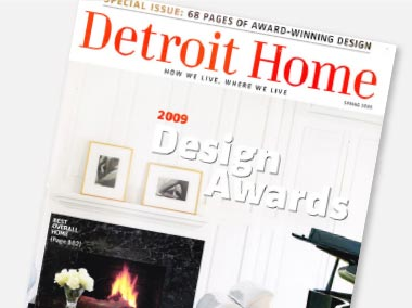 2009 Detroit Home Magazine